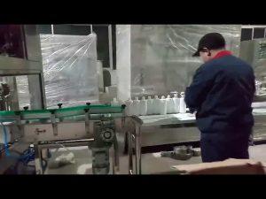 əl sabunu jeli spirtli doldurma şüşəsi maşını