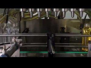 avtomatik bişirmə yağı, xurma yağı doldurma qapağı maşını