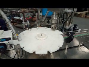 isti satış tam avtomatik 10ml 20ml 25ml test boruları, qapağı qablaşdırma maşınını doldurur