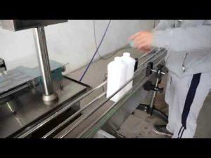 iqtisadi avtomatik pistonlu mühərrik yağı doldurma maşını