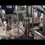 sanitizer maye doldurma maşını, etanol dezinfeksiyaedici maddələr doldurma maşını
