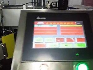 avtomatik kompüter etiket çap maşın roll etiket plastik bag etiket maşın