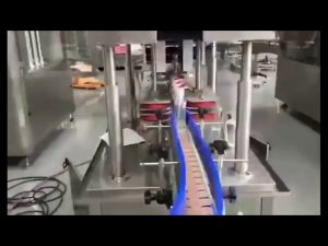 avtomatik əl yuma gel gel sanitizer piston doldurucu doldurucu maşın