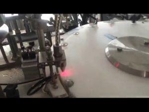 avtomatik 30-50 bpm mini dırnaq lakı şüşə doldurma maşını