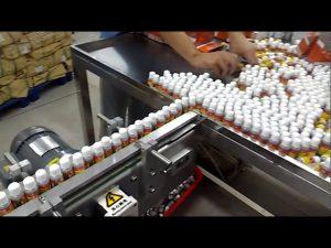 10 başlıq fırlanan vakuum avtomatik ətir doldurma maşını