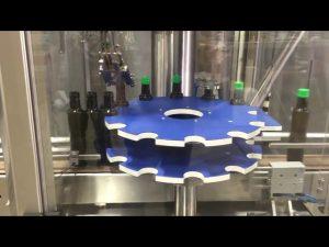 şüşə şüşə üçün ropp alüminium vida qapağı avtomatik qapaq sızdırmazlıq maşını