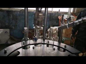 kommersiya avtomatik alüminium ropp qapağı və mühürleme maşını