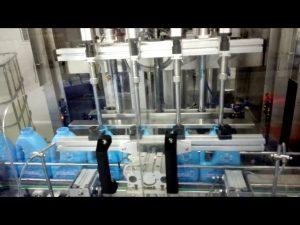 100-1000ml avtomatik maye sabun əl yuma əl sabunu əl sanitizer doldurma maşını