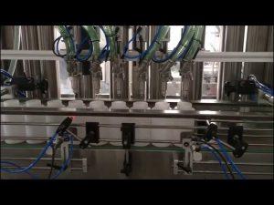 avtomatik əl sanitizer doldurma maşını