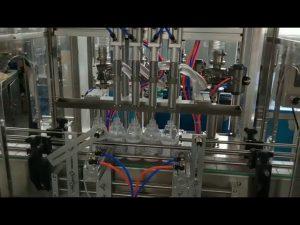 avtomatik əl-sanitariya spirtli yuyucu doldurma maşını