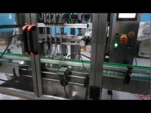 avtomatik meyvə mürəbbəsi istehsal xətti doldurma maşını və ration doldurma maşını