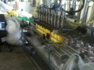 avtomatik piston dalğıc burunları şampun doldurma maşını