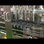 plc nəzarət avtomatik piston zeytun yağı doldurma doldurucu maşın
