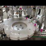 avtomatik elektron siqaret mayesi, cbd yağ doldurma pluging etiket etiket maşını