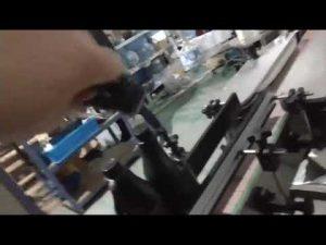 avtomatik daxili düz şüşə şüşə alüminium qapaq ropp kaplama maşını